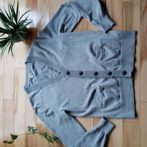 Merona button down cardigan